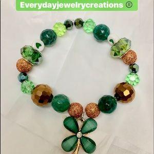 Jewelry - Saint Patrick's day bracelet